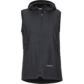 Marmot Alpha 60 bodywarmer Dames, black